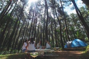 Event Organizer Camping Bogor Sentul