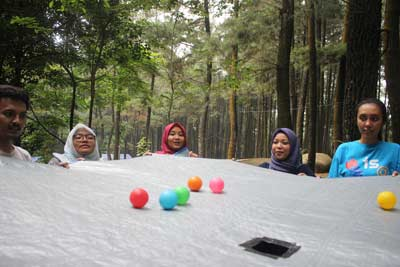 Outbound-di-Eco-Edu-Sentul