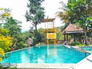 Villa Kolam Renang Rosomulyo Sentul