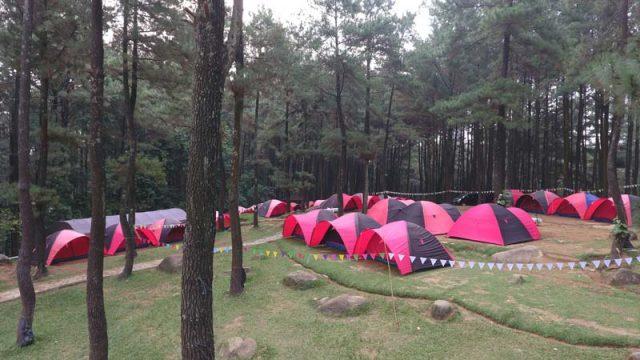 Paket Camping Rombongan Bogor