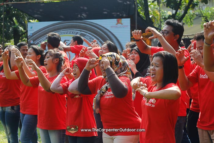 Ice Breaking Games Outbound Team Building
