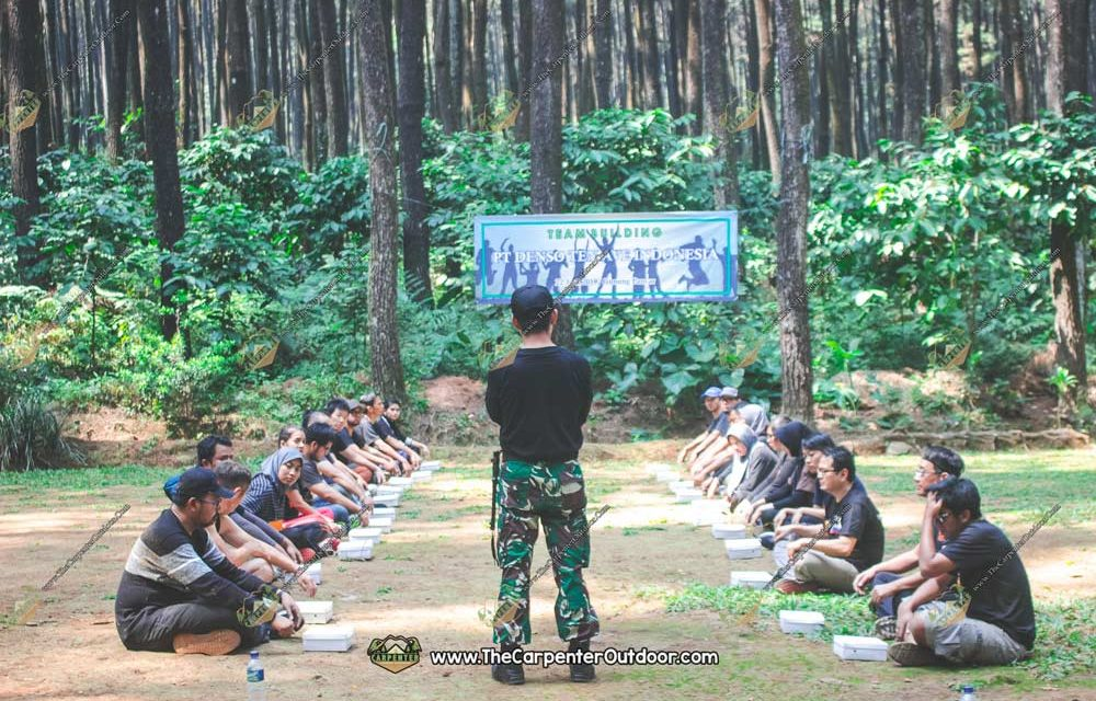 Outbound Semi Militer 2 hari 1 malam