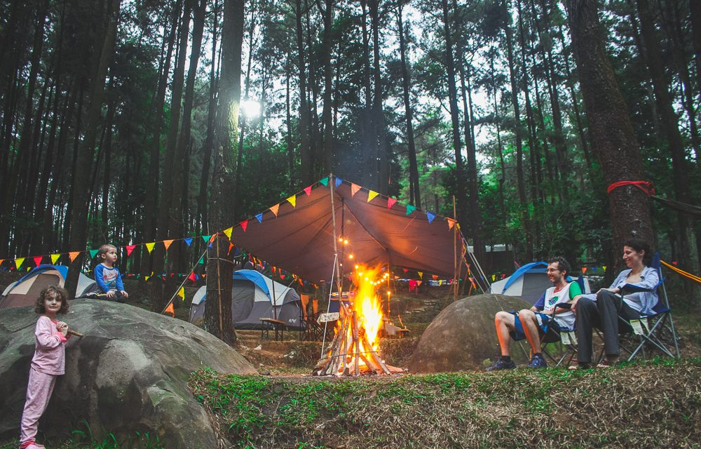 Glamping for Family