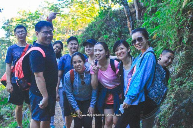 Hiking dan Trekking Curug Sentul Bogor