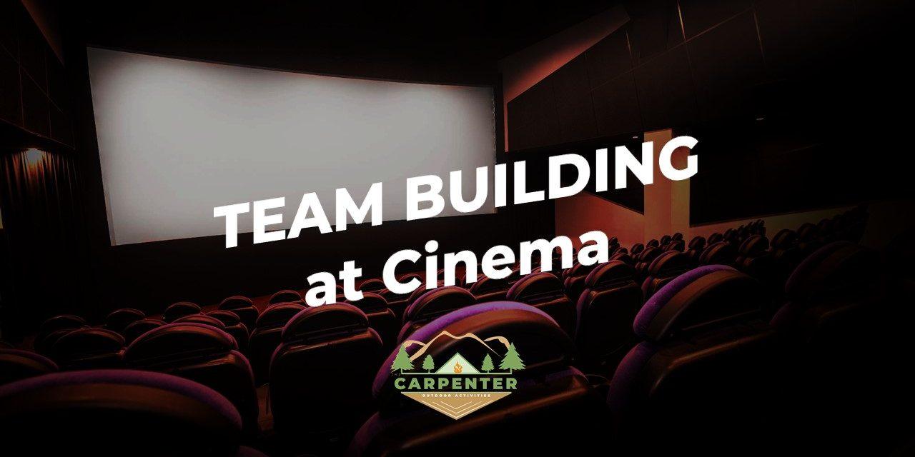 Team Building di Bioskop